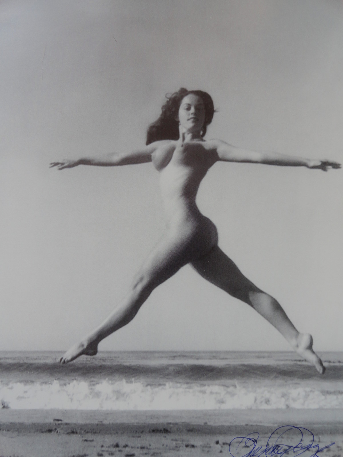 webber model Diane nude