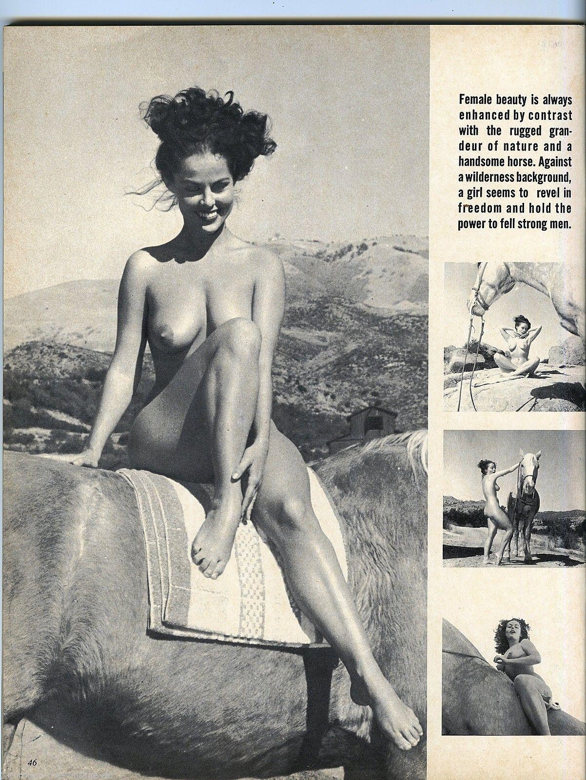 Vintage Nudist Magazine 27